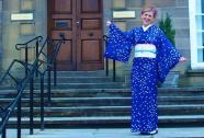 Rakugo in Durham, UK